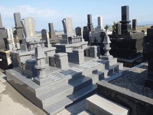 お墓のリフォーム写真